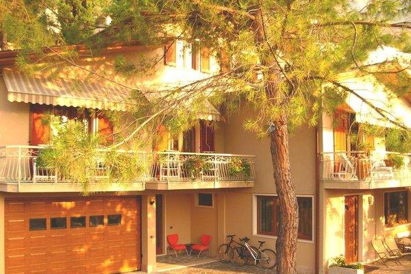 Residence Le Palme Appartamenti - фото 30