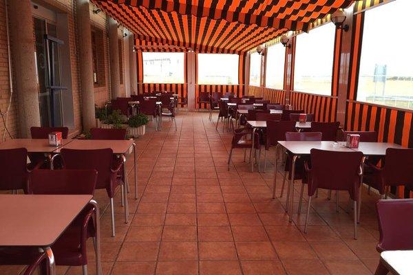 Hotel Campoblanco - фото 8