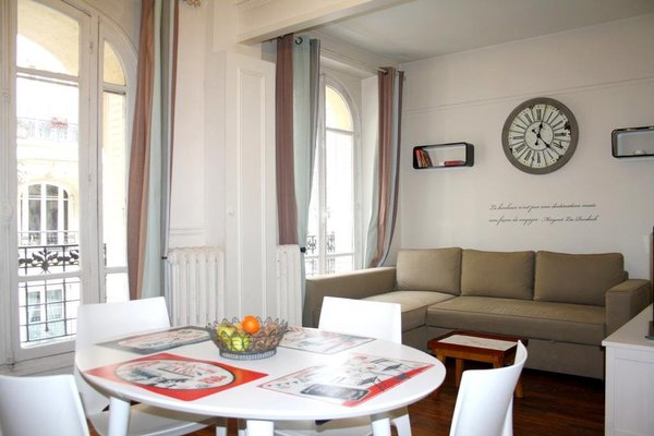 2 rooms - next to the Eiffel tower - Trocadero - 78
