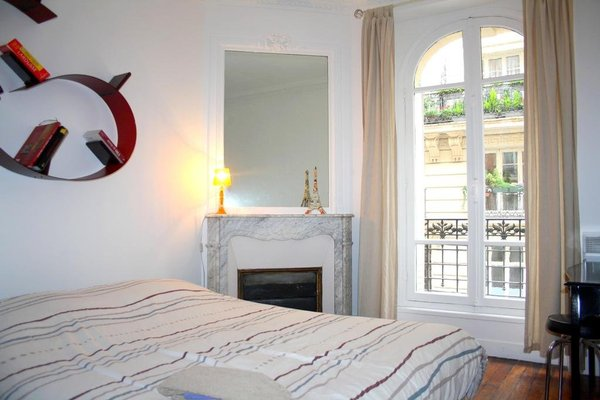2 rooms - next to the Eiffel tower - Trocadero - 52