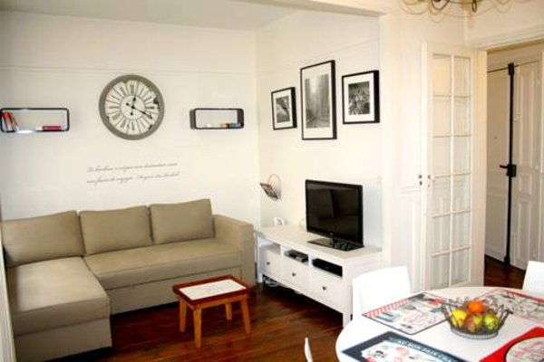 2 rooms - next to the Eiffel tower - Trocadero - 53