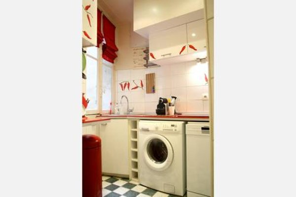 2 rooms - next to the Eiffel tower - Trocadero - 57