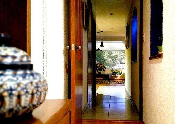 Private Sanctuary Del Valle - фото 15