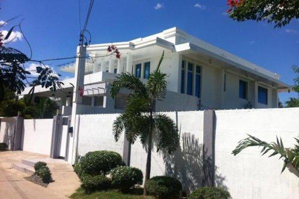 Honeymoon Suite Anavada Apartment - фото 19