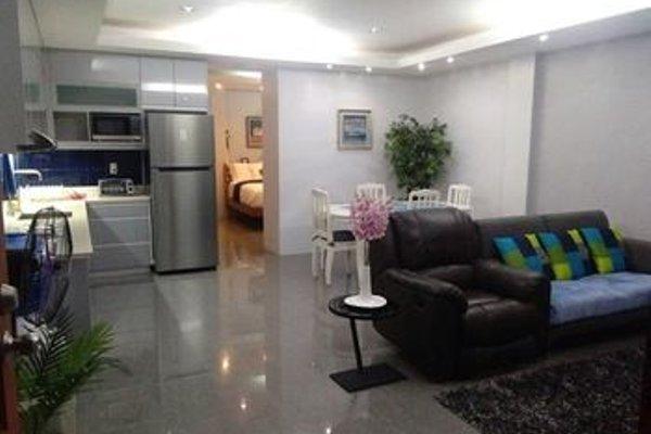 Honeymoon Suite Anavada Apartment - фото 10
