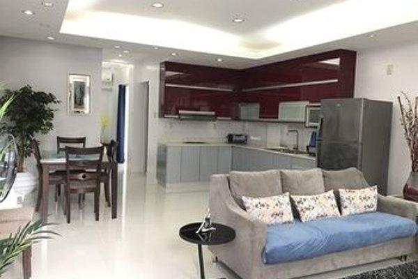 Honeymoon Suite Anavada Apartment - фото 13