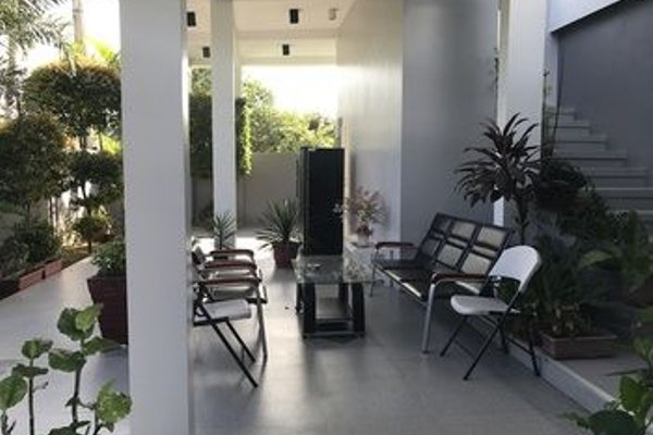 Honeymoon Suite Anavada Apartment - фото 16