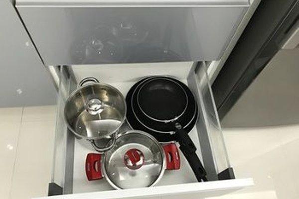 Honeymoon Suite Anavada Apartment - фото 22