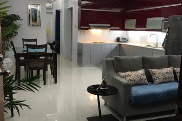Honeymoon Suite Anavada Apartment - фото 7
