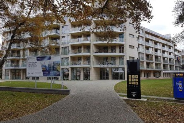 Apartament prywatny 327 w Diune Resort - фото 15