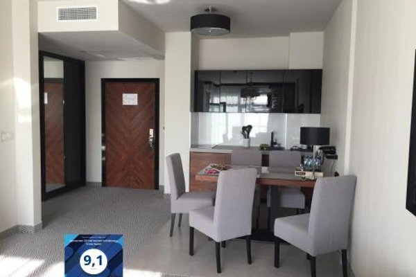 Apartament prywatny 327 w Diune Resort - фото 6