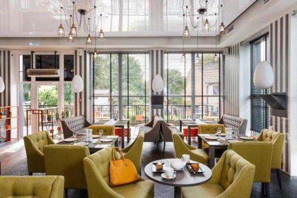 Бутик-отель «Парадокс» - фото 26