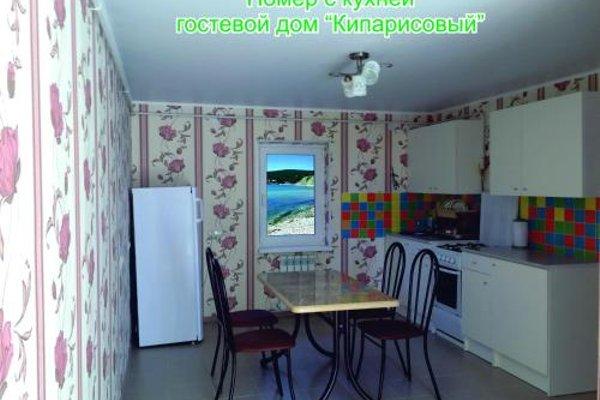 Голубая бухта Кипарисовый - фото 17