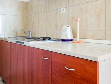 Гестхаус Guest House Fontana - One-Bedroom Apartment with Sea View (2-3 Adults)