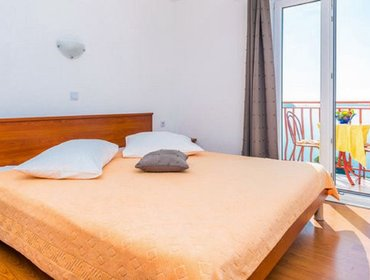 Гестхаус Guest House Fontana - Superior Studio with Sea View (2 Adults)
