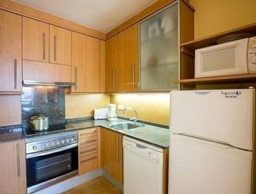 Апартаменты Rental Apartment Illes - L'Estartit, 2 bedrooms, 4 persons