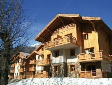 Апартаменты Rental Apartment Lagrange prestige S2 - Serre Chevalier, studio flat, 2 persons