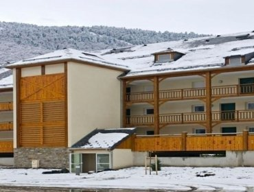 Апартаменты Rental Apartment Lagrange prestige 24 - Bagneres-de-Luchon, 2 rooms, 4 persons