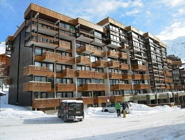 อพาร์ทเมนท์ Rental Apartment Les Neves - Val Thorens, studio flat, 4 persons