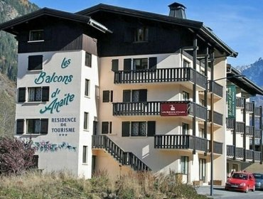 Apartments Rental Apartment Les Balcons d'Anaite - Les Houches, 2 bedrooms, 8 persons