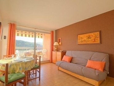 Апартаменты Rental Apartment Les rives de la Faviere - Bormes-les-Mimosas, 1 bedroom, 4 persons