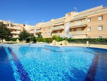 Апартаменты Rental Apartment Avda Tarragona - Cunit, 2 Bedrooms, 5 Persons