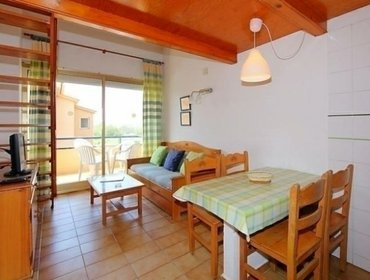 Апартаменты Rental Apartment Tamarindos - L'Estartit, 1 bedroom, 4 persons