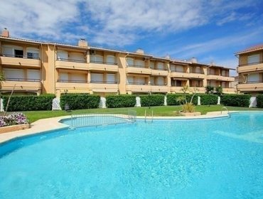 Apartments Rental Apartment Tamarindos - L'Estartit, 1 bedroom, 4 persons