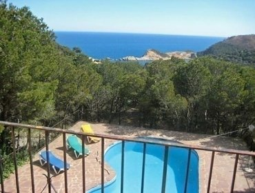 Apartments Rental Villa La Gervaise - Begur, 3 bedrooms, 6 persons