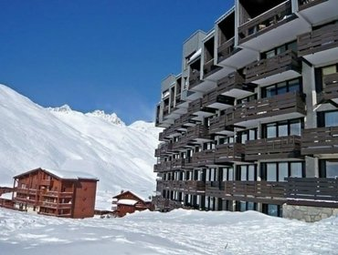 Апартаменты Rental Apartment Le Curling B - Tignes, studio flat, 3 persons