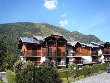 Apartments Rental Apartment Les Chamois - Les Houches, studio flat, 3 persons