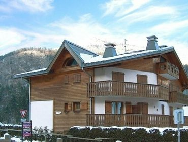 Apartments Rental Apartment L'Hermine - Les Houches, 2 bedrooms, 4 persons
