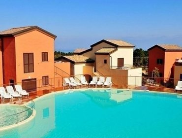 Апартаменты Rental Villa Les terrasses de Lozari - Belgodere, 2 bedrooms, 6 persons