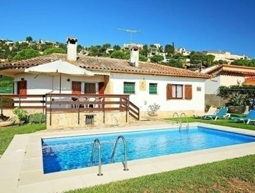 Apartments Rental Villa Cabanyes - Calonge, 3 bedrooms, 6 persons