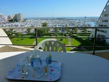 Апартаменты Rental Apartment La Grande Pyramide - La Grande-Motte, 2 bedrooms, 6 persons