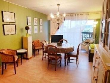 Apartments Rental Apartment Cap Cabourg - Cabourg, 1 bedroom, 4 persons