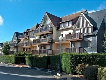 Apartments Rental Villa Fleur Marine - Cabourg, 2 bedrooms, 4 persons