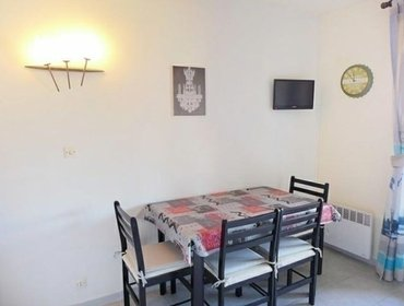 Апартаменты Rental Apartment Les Aigues Marines - Saint-Cyr-sur-mer- La Madrague, studio flat, 4 persons
