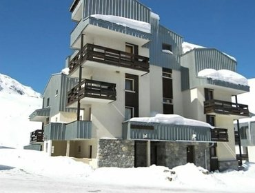 Апартаменты Rental Apartment Plein Soleil - Tignes, studio flat, 5 persons