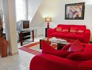 Апартаменты Rental Apartment Terrasses La Rance - Saint-Malo, 2 bedrooms, 6 persons