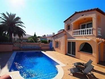 Апартаменты Rental Villa requesens - Empuriabrava, 3 bedrooms, 6 persons