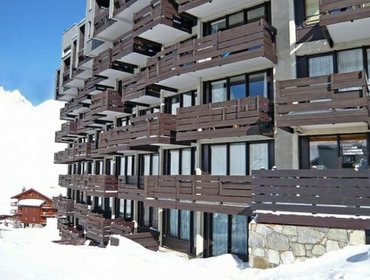 Апартаменты Rental Apartment Le Curling B - Tignes, 1 bedroom, 6 persons