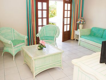 Apartments Beautiful apartment in Sainte Anne, Guadeloupe, with a balcony and sea views