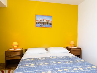 Guesthouse Moretic - Double Room with Balcony and Sea View 2