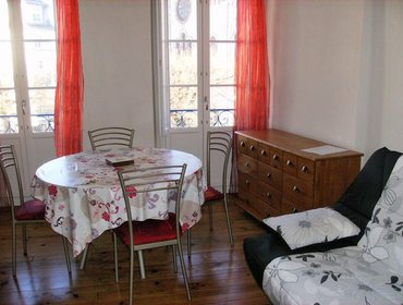 Апартаменты Charming village apartment in the heart of the Pyrenees - walk to spas and Luchon-Superbagneres ski