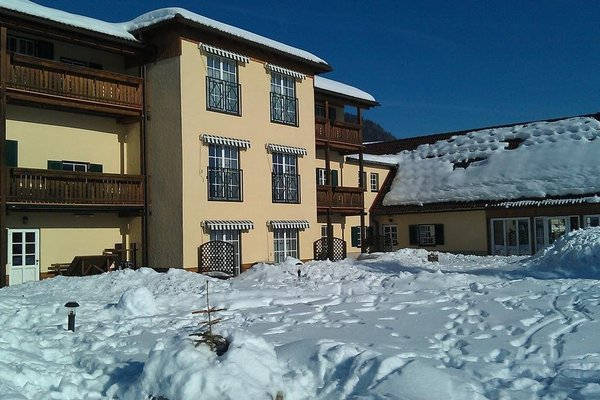 Ferienwohnungen Hotel Garni Dorflerwirt - фото 20