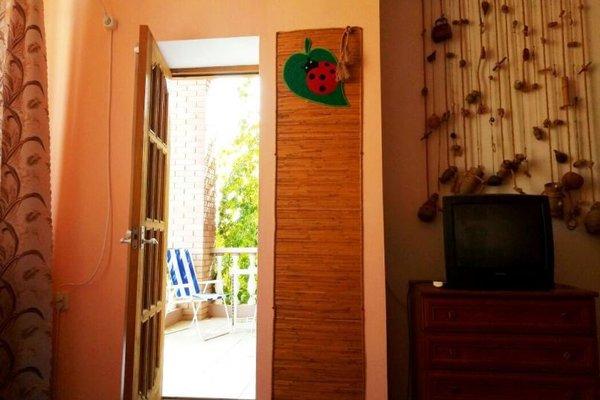 Гостевой Дом Божья Коровка - фото 19