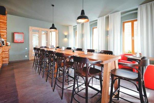 Restaurace a Pension Hrebikarna - 7