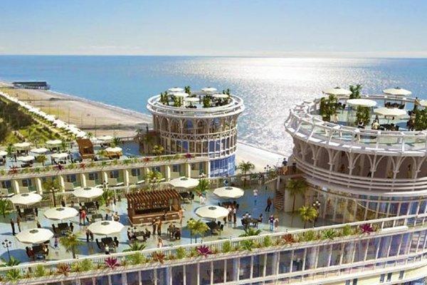 Sebi Apartment Batumi Towers - 23