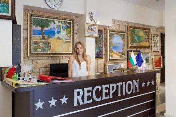 Peshev Family Hotel Nesebar - фото 10